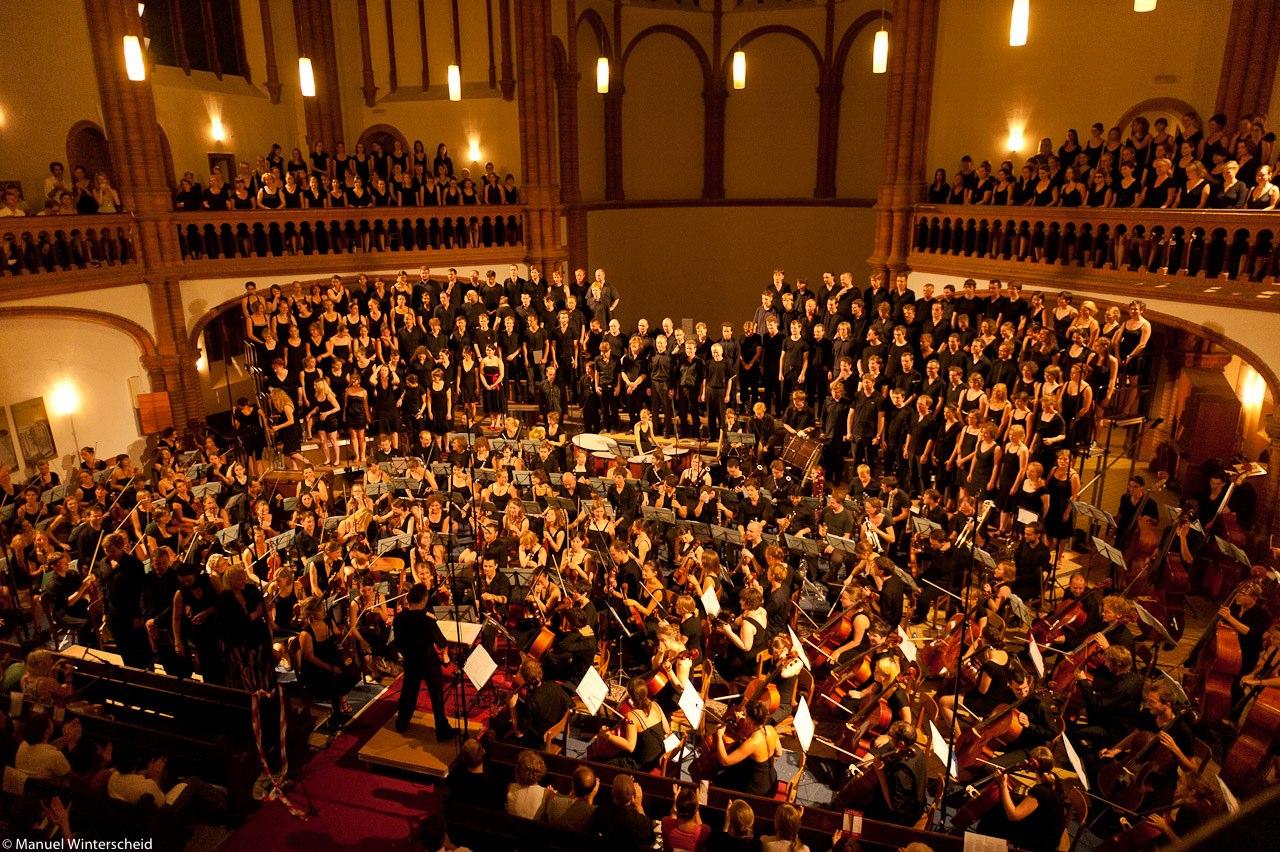 Humboldt's Philharmonisches Orchester Berlin